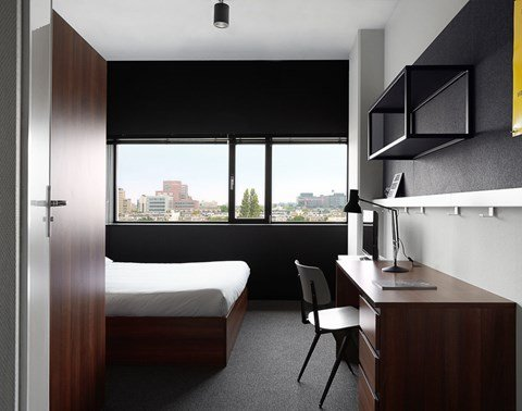 Student Accommodation In Paris La Defense The Student Hotel